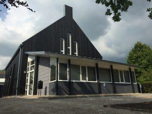 Renovatie kerk tot artsenpraktijk